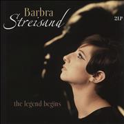 Click here for more info about 'Barbra Streisand - The Legend Begins'