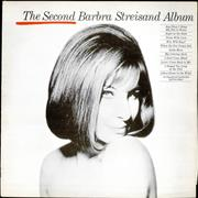 Click here for more info about 'Barbra Streisand - The Second Barbra Streisand Album'