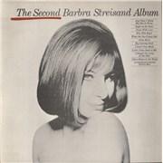 Barbra Streisand The Second Barbra Streisand Album UK vinyl LP