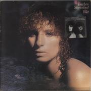 Click here for more info about 'Barbra Streisand - Wet - Picture stickered sleeve'