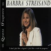 Click here for more info about 'Barbra Streisand - Quote Unquote'
