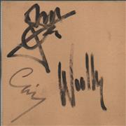Click here for more info about 'Barclay James Harvest - Anonymous CDR - Autographed'