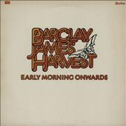 Click here for more info about 'Barclay James Harvest - Early Morning Onwards - 1st'