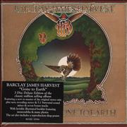 Click here for more info about 'Barclay James Harvest - Gone To Earth - Sealed Deluxe Edition'