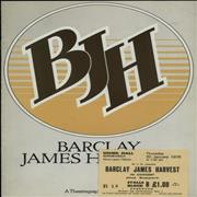 Click here for more info about 'Barclay James Harvest - In Concert + Ticket Stub'