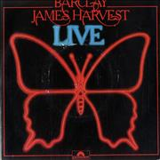 Click here for more info about 'Barclay James Harvest - Live EP - P/S'