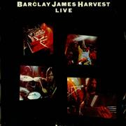 Click here for more info about 'Barclay James Harvest - Live'