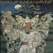 Click here for more info about 'Barclay James Harvest - Octoberon + Flyer & Ticket Stub'
