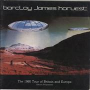Click here for more info about 'Barclay James Harvest - The 1980 Tour of Britain & Europe'