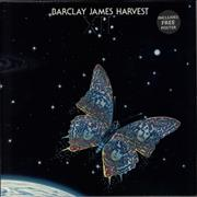 Click here for more info about 'Barclay James Harvest - XII + Poster'