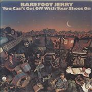 Click here for more info about 'Barefoot Jerry - You Can't Get Off With Your Shoes On'