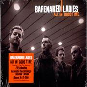 Click here for more info about 'Barenaked Ladies - All In Good Time'