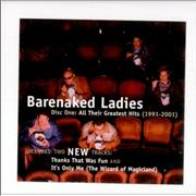 Click here for more info about 'Barenaked Ladies - All Their Greatest Hits Sampler'