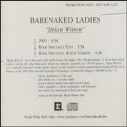 Click here for more info about 'Barenaked Ladies - Brian Wilson'