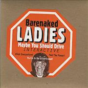 Click here for more info about 'Barenaked Ladies - Maybe You Should Drive - PC'