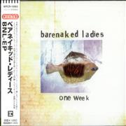 Click here for more info about 'Barenaked Ladies - One Week: BNL EP'