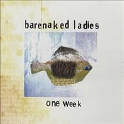 Click here for more info about 'Barenaked Ladies - One Week'