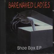 Click here for more info about 'Barenaked Ladies - Shoe Box EP'