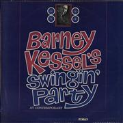 Click here for more info about 'Barney Kessel - Barney Kessel's Swingin' Party At Contemporary'
