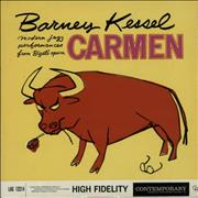 Click here for more info about 'Barney Kessel - Carmen'