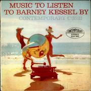 Click here for more info about 'Barney Kessel - Music To Listen To Barney Kessel By'