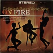 Click here for more info about 'Barney Kessel - On Fire'