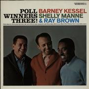 Click here for more info about 'Barney Kessel - Poll Winners Three!'