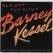 Click here for more info about 'Barney Kessel - Red Hot And Blues'