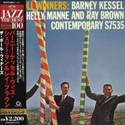 Click here for more info about 'Barney Kessel - The Poll Winners'