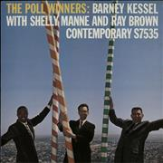 Click here for more info about 'Barney Kessel - The Poll Winners - Sealed'