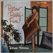 Click here for more info about 'Baron Harris - Pillow Party Fun - Sealed'