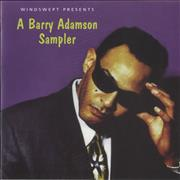 Click here for more info about 'Barry Adamson - A Barry Adamson Sampler'