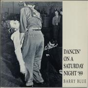 Click here for more info about 'Dancin' On A Saturday Night '89 + Picture Sleeve'