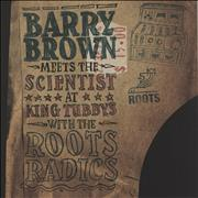 Click here for more info about 'Barry Brown - Meets The Scientist At King Tubby's With The Roots Radics'