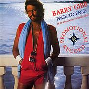 Click here for more info about 'Barry Gibb - Face To Face - Ex Sleeve'