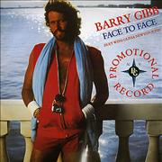 Click here for more info about 'Barry Gibb - Face To Face W/ Olivia Newton John'