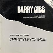 Click here for more info about 'Barry Gibb - Face To Face'