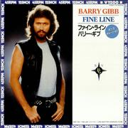 Click here for more info about 'Barry Gibb - Fine Line'