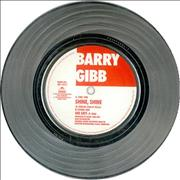 Click here for more info about 'Barry Gibb - Shine Shine - Silver Vinyl'