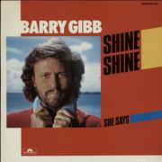 Click here for more info about 'Barry Gibb - Shine Shine'