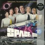 Click here for more info about ' - Space: 1999 Year One - Lunar White Vinyl'