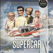 Barry Gray Supercar - Sherbet Lemon Vinyl UK 2-LP vinyl set
