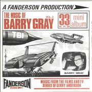 "Barry Gray The Music Of Barry Gray Vol. 2 UK 7"" vinyl"