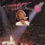 Click here for more info about 'Barry Manilow - Barry Live In Britain'