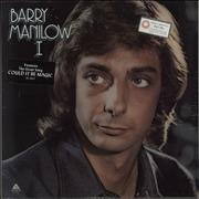 Click here for more info about 'Barry Manilow - Barry Manilow I'