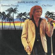 Click here for more info about 'Barry Manilow - Bermuda Triangle - Picture Sleeve'