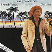 Click here for more info about 'Barry Manilow - Bermuda Triangle - Poster Sleeve'