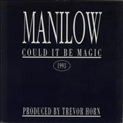 Click here for more info about 'Barry Manilow - Could It Be Magic'
