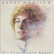Click here for more info about 'Barry Manilow - If I Should Love Again - Sealed'