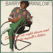 Click here for more info about 'Barry Manilow - I'm Gonna Sit Right Down And Write Myself A Letter'